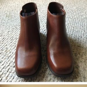 Camper ankle boot brown 36